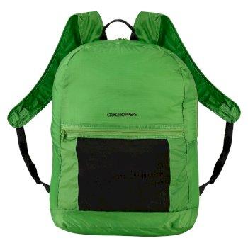 3 in 1 Packaway Rucksack - Bright Green