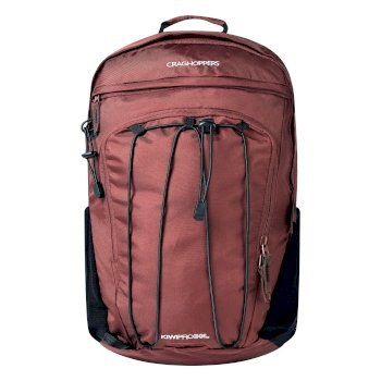 27dbc0fdd36a 30L Kiwi Pro Rucksack - Red Earth