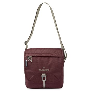 Cross Body - Brick Red