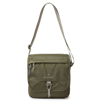 Cross Body - Woodland Green