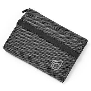 Tri Fold Wallet - Black