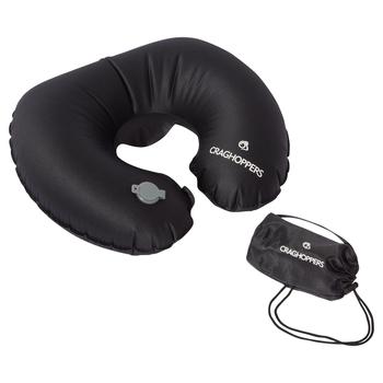 Travel Pillow - Black