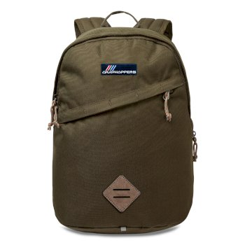 14L Kiwi Classic Backpack - Woodland Green
