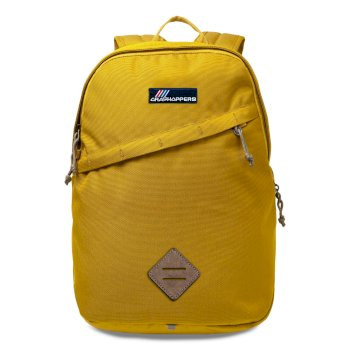 14L Kiwi Classic Backpack - Dark Butterscotch