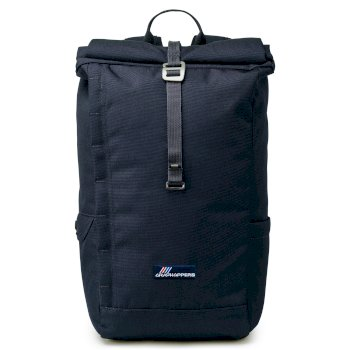 20L Kiwi Classic Rolltop Backpack - Blue Navy