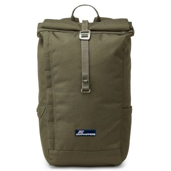 20L Kiwi Classic Rolltop Backpack - Woodland Green