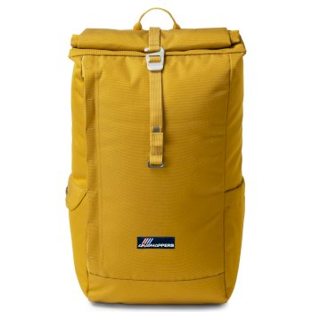 20L Kiwi Classic Rolltop Backpack - Dark Butterscotch