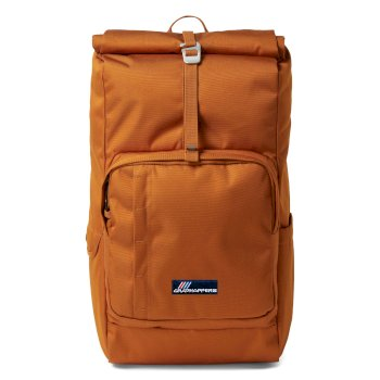 26L Kiwi Classic Rolltop Backpack - Potters Clay