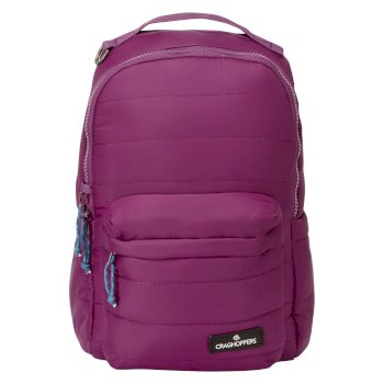 10L Compresslite Backpack - Blackcurrant