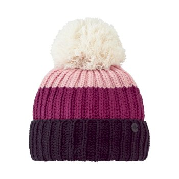 Kids Morgan Hat - Azalia Pink Stripe