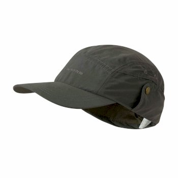 Kids Desert Hat - Dark Khaki
