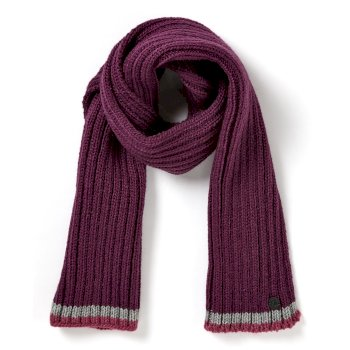 Austin Scarf - Blackcurrant