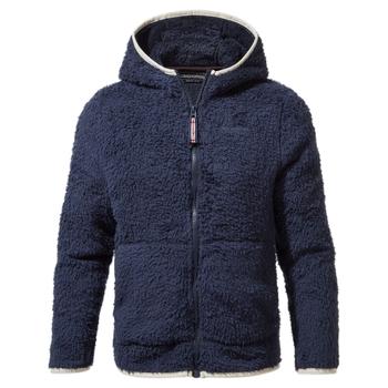 Angda Hooded Jacket - Blue Navy