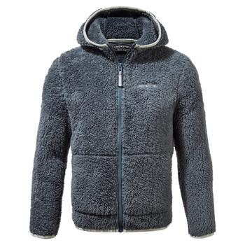 Angda Hooded Jacket - Prussian Blue