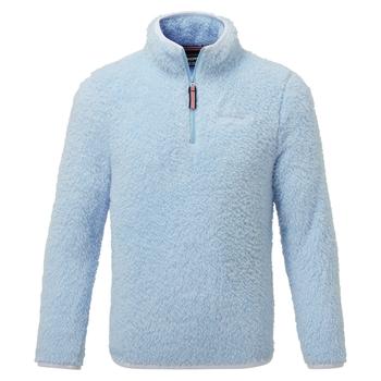 Kids' Angda Half Zip Fleece - Harbour Blue