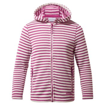 Collier Hooded Jacket - Baton Rouge Stripe