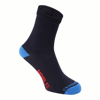 NosiLife Kids Single Travel Sock - Dark Navy