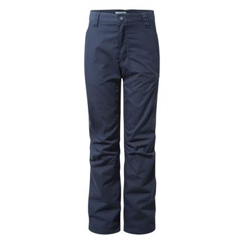 Kiwi Winter Lined Trousers Dark Navy