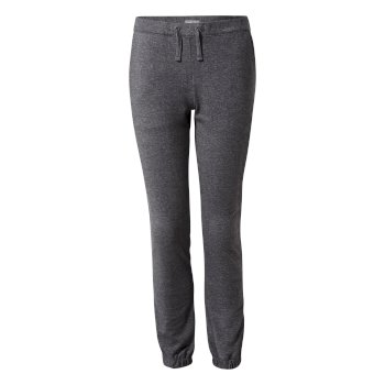 NosiLife Alfeo Trousers - Black Pepper Marl