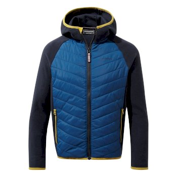 Akira Hybrid Jacket - Blue Navy / Deep Blue