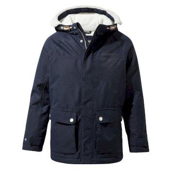 Arlberg Jacket Blue Navy