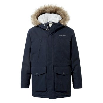Marikio Jacket - Blue Navy