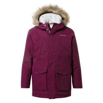 Marikio Jacket - Blackcurrant
