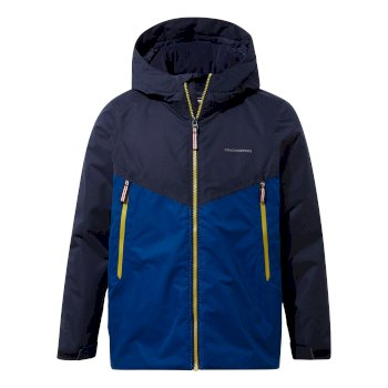 Haider Jacket - Blue Navy / Deep Blue