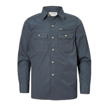 779431fe68 Adventure Trek Long Sleeved Shirt - Ombre Blue