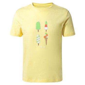 Ravenna Short-Sleeved T-Shirt Ice Cream Buttercup Ice Cream