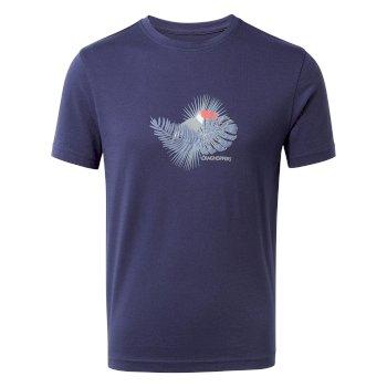 Olga Short Sleeved T-Shirt - Lapis Blue