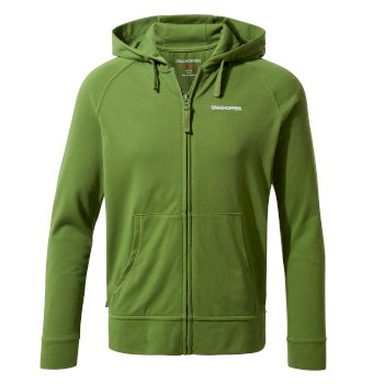 Kids' Insect Shield® Ryley Hoody - Agave Green
