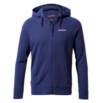Kids' Insect Shield® Ryley Hoody - Lapis Blue
