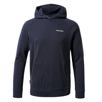 Kids' Insect Shield® Bonito Hooded Top - Blue Navy