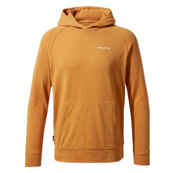 Kids' Insect Shield® Bonito Hooded Top - Golden Yellow