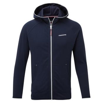 NosiLife Symmons Hooded Jacket - Blue Navy