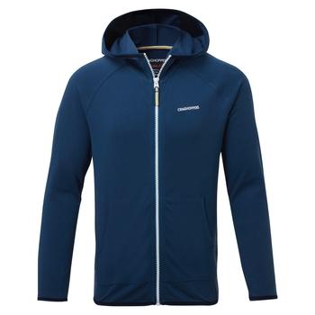 NosiLife Symmons Hooded Jacket - Poseidon Blue