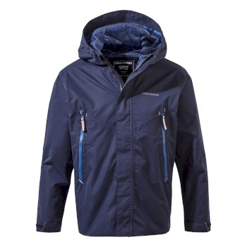 Keinen Jacket - Blue Navy