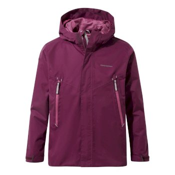 Keinen Jacket - Blackcurrant