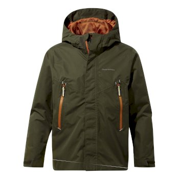 Keinen Jacket - Woodland Green