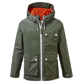 Kids' Finley Jacket - Parka Green