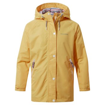 Kids' Marietta Jacket - Limoncello