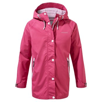 Kids' Marietta Jacket - Raspberry
