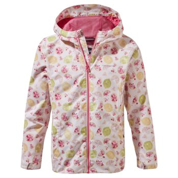 Kids' Landry Jacket - Raspberry Print