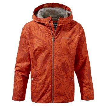 Landry Jacket - Marmalade Print