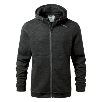 Vector Hooded Jacket - Black