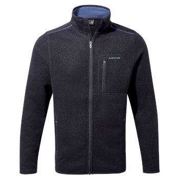 Men's Etna Jacket       - Dark Navy Marl