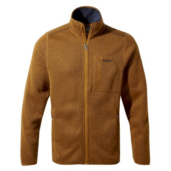Men's Etna Jacket       - Spiced Copper Marl