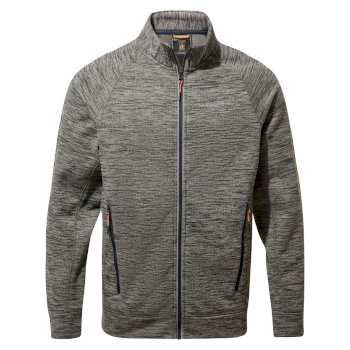 Men's Stromer Fleece Jacket - Cloud Grey