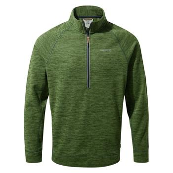 Stromer Half Zip - Agave Green